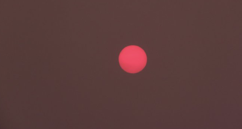 bushfire moon